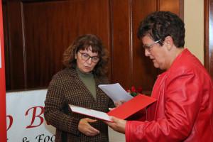 ebenfalls seit 25 bei der SPD: Elisabeth Braun