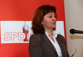 Bericht aus Berlin: MdB Martina Stamm-Fibich bei ihrer Festrede