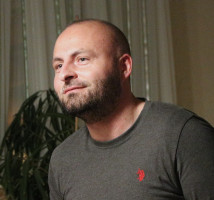 """Altan Kiazim vertritt die """"Jungen Wilden"""""""