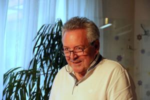 Holger Auernheimer berichtet von der Fraktionsarbeit