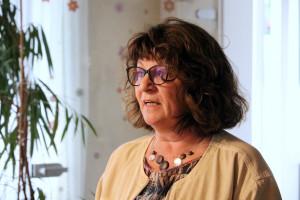 Engagierte Grußworte richtet Martina Stamm-Fibich an die Anwesenden
