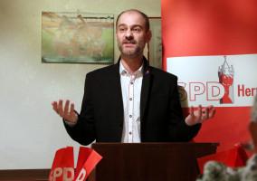 Matthias macht sich stark für eine soziale und gerechte Europapolitik