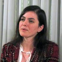 Sie wird demnächst den Ortsverein unterstützen: Genossin Ikbal Hatihan, derzeit noch Mitglied in Nürnberg