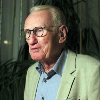 Kassier Peter Prokop legt die finanzielle Situation des Vereins dar