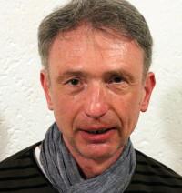 Ulrich Welz, berichtet von seinen Projekten im Kommunalpolitischen Arbeitskreis